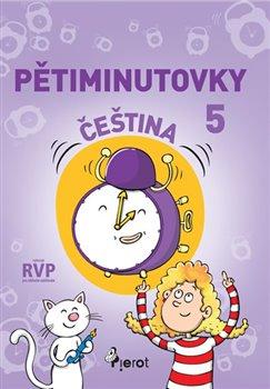 Obálka titulu Pětiminutovky - Čeština 5. třída
