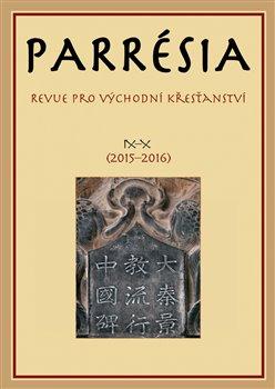 Obálka titulu Parrésia IX–X (2015–2016)