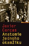 Obálka knihy Anatomie jednoho okamžiku