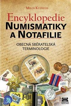 Obálka titulu Encyklopedie numismatiky a notafilie