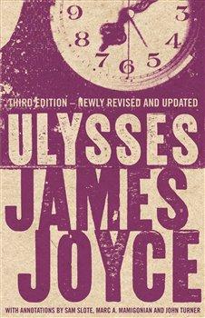 Obálka titulu Ulysses