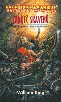 Obálka titulu Zabíječ skavenů - Warhammer