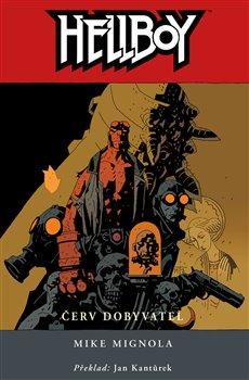 Obálka titulu Hellboy 5: Červ dobyvatel