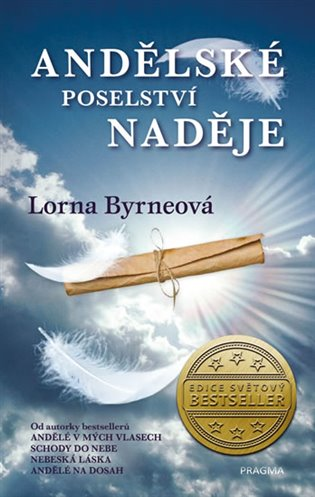Andělské poselství naděje - Lorna Byrneová   Booksquad.ink