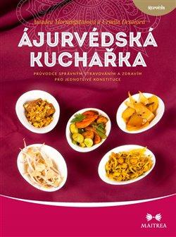 Obálka titulu Ájurvédská kuchařka