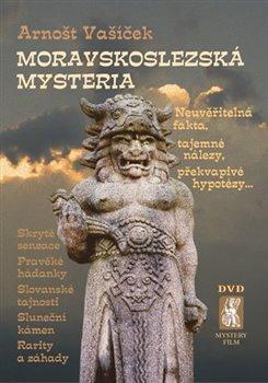Obálka titulu Moravskoslezská mysteria