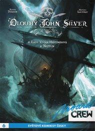 Modrá CREW 6: Dlouhý John Silver 1+2