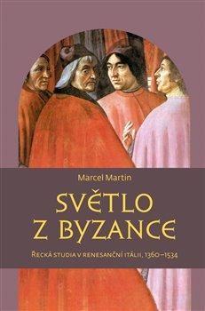 Obálka titulu Světlo z Byzance