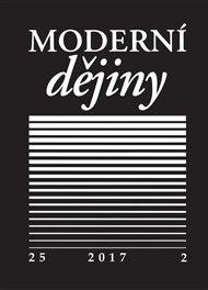 Moderní dějiny 25/2 2017