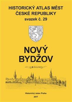 Obálka titulu Historický atlas měst České republiky, sv. 29. Nový Bydžov