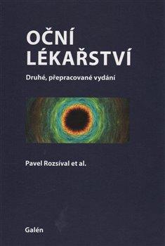 Obálka titulu Oční lékařství