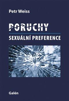 Obálka titulu Poruchy sexuální preference