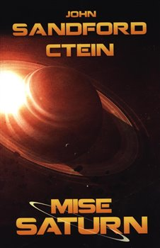 Obálka titulu Mise Saturn