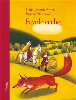 Obálka titulu Favole ceche