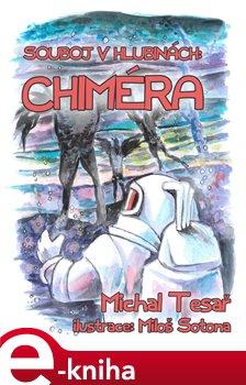 Obálka titulu Souboj v hlubinách: Chiméra
