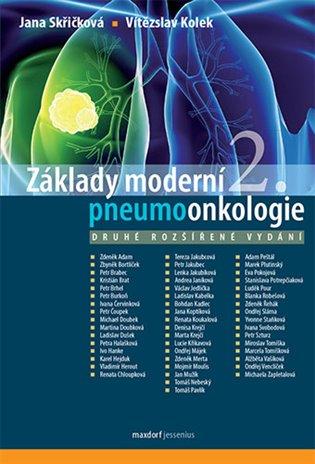 Základy moderní pneumoonkologie - Vítězslav Kolek,   Booksquad.ink