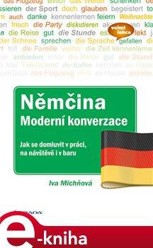 Obálka titulu Němčina Moderní konverzace