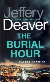 Obálka titulu Burial Hour