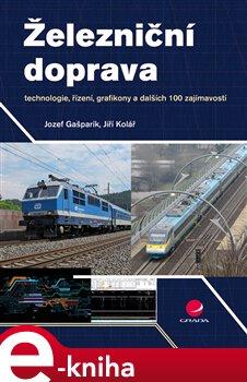 Obálka titulu Železniční doprava