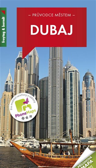 Dubaj - Průvodce městem - Jan Dražan | Booksquad.ink