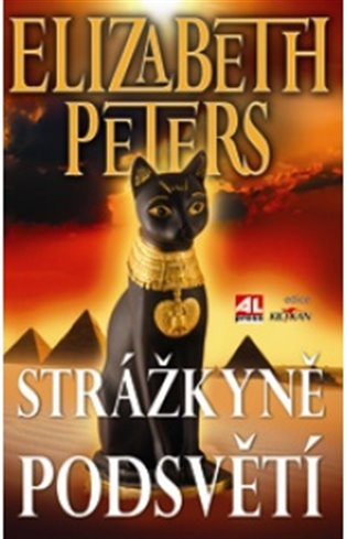 Strážkyně podsvětí - Elizabeth Peters | Booksquad.ink