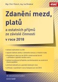 Zdanění mezd, platů a ostatních příjmů ze závislé činnosti v roce 2018
