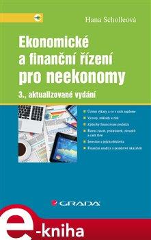 Obálka titulu Ekonomické a finanční řízení pro neekonomy