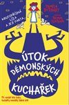Obálka knihy Útok démonských kuchařek