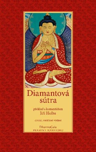 Diamantová sútra - Jiří Holba   Booksquad.ink