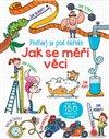 Obálka knihy Jak se měří věci - Podívej se pod obrázek
