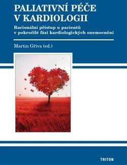 Obálka titulu Paliativní péče v kardiologii