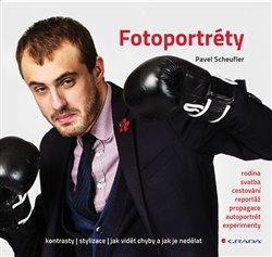 Obálka titulu Fotoportréty