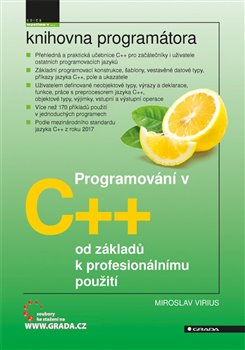 Obálka titulu Programování v C++