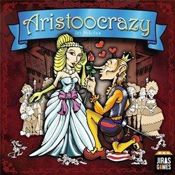 Obálka titulu Aristoocrazy - společenská hra