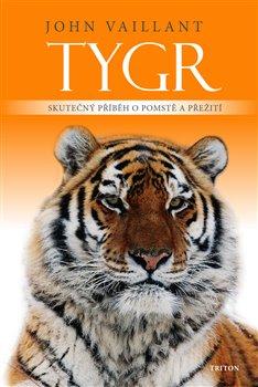 Obálka titulu Tygr