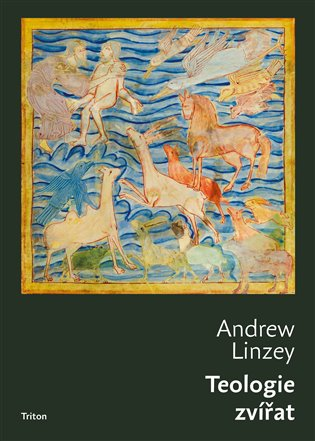 Teologie zvířat - Andrew Linzey | Booksquad.ink