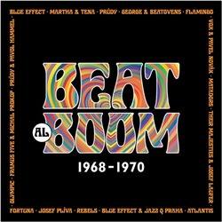 Obálka titulu Beat (Al)Boom 1968-1970