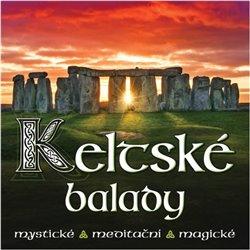 Obálka titulu Keltské balady