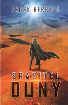 Obálka titulu Spasitel Duny- dárkové vydání