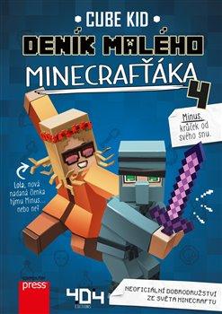 Obálka titulu Deník malého Minecrafťáka 4
