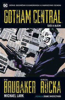 Obálka titulu Gotham Central 2: Šašci a blázni