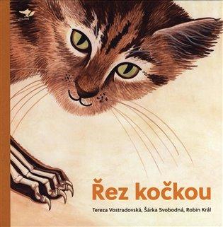 Řez kočkou - Robin Král,   Booksquad.ink