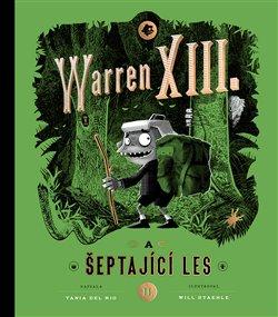 Obálka titulu Warren XIII. a šeptající les