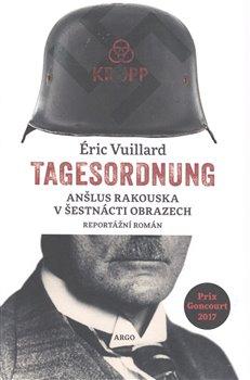 Obálka titulu Tagesordnung