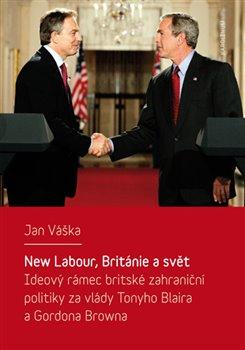 Obálka titulu New Labour, Británie a svět