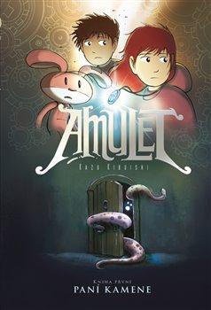 Obálka titulu Amulet 1