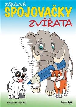 Obálka titulu Zábavné spojovačky - zvířata