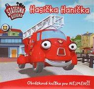 Hasička Hanička - leporelo kniha