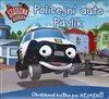 Obálka knihy Policejní auto Pavlík - leporelo kniha