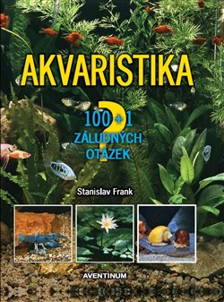 Obálka titulu Akvaristika